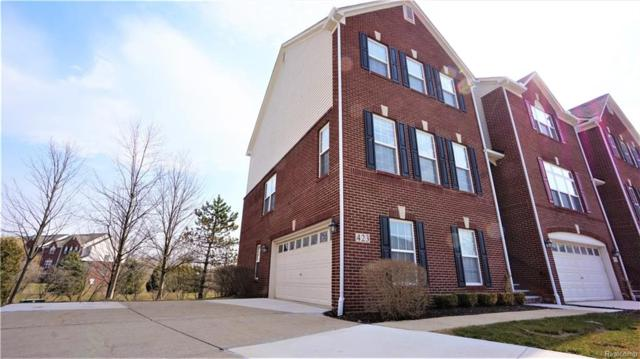 423 Cherry Orchard Road #101, Canton Twp, MI 48188 (MLS #218030837) :: The Toth Team