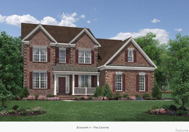 2116 Steeplechase Road, Canton Twp, MI 48188 (MLS #218030864) :: The Toth Team