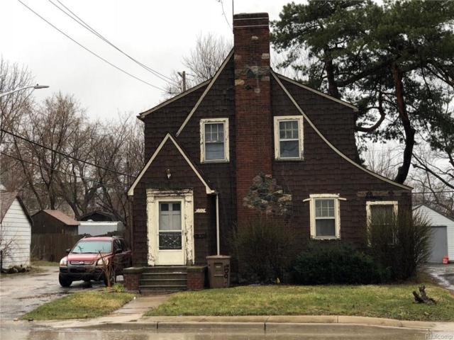 592 E Montcalm Street, Pontiac, MI 48342 (#218031012) :: The Buckley Jolley Real Estate Team