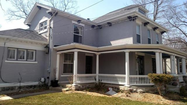 310 Ann Arbor Street, Manchester Vlg, MI 48158 (#543255798) :: Duneske Real Estate Advisors