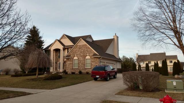 2855 Ashley, West Bloomfield Twp, MI 48324 (MLS #218031040) :: The Toth Team