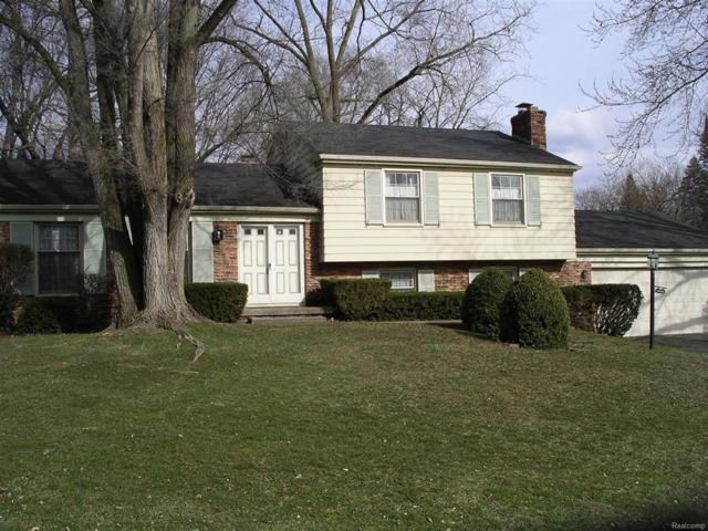 2446 Pinewood, Flint Twp, MI 48433 (#50100001572) :: Duneske Real Estate Advisors