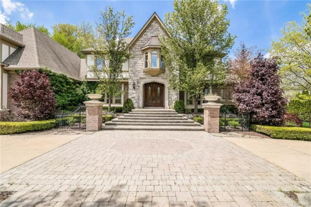 47870 Bellagio Court, Novi, MI 48167 (#218031123) :: Duneske Real Estate Advisors