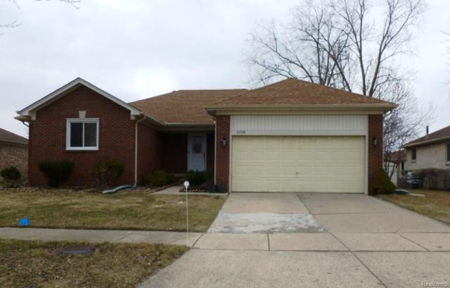 2130 Prescott Drive, Troy, MI 48083 (MLS #218031229) :: The Toth Team