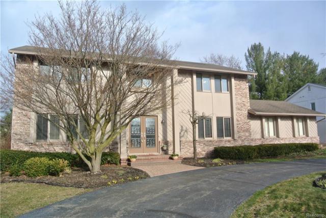 28780 Appleblossom Lane, Farmington Hills, MI 48331 (MLS #218031252) :: The Toth Team
