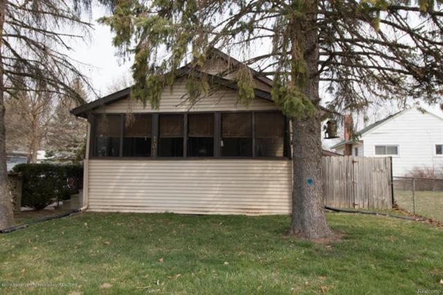 101 E Hodge, Lansing, MI 48910 (#630000225051) :: Duneske Real Estate Advisors