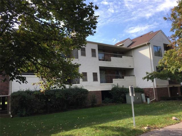 30450 Orchard Lake Road #76, Farmington Hills, MI 48334 (MLS #218031285) :: The Toth Team