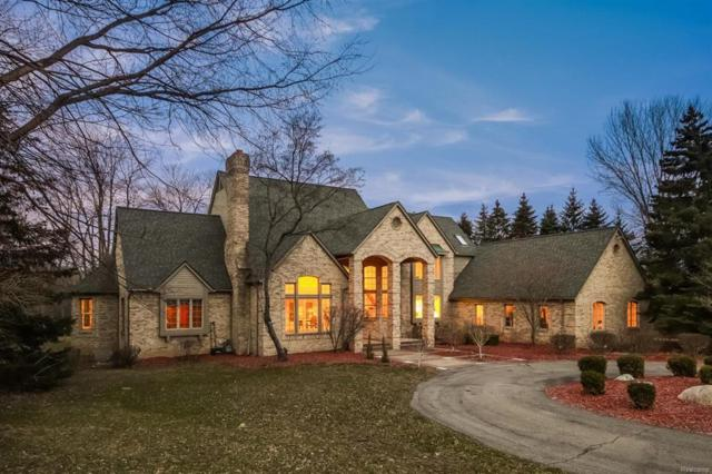 2086 Valleyview Drive, Superior Twp, MI 48105 (MLS #543255715) :: The Toth Team