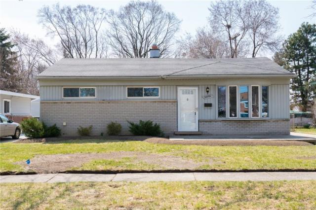 22931 Champaign Street, Taylor, MI 48180 (#218031350) :: Duneske Real Estate Advisors