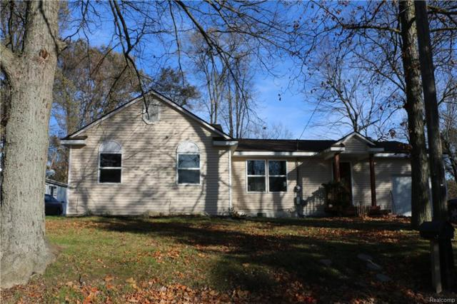 1159 Clearwater, White Lake Twp, MI 48386 (MLS #218031449) :: The Toth Team