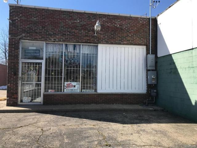 6119 N Saginaw, Flint, MI 48505 (#50100001588) :: Duneske Real Estate Advisors