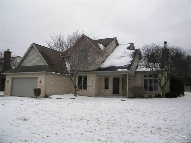 6915 Vista, Saginaw Twp, MI 48603 (MLS #61031344788) :: The Toth Team