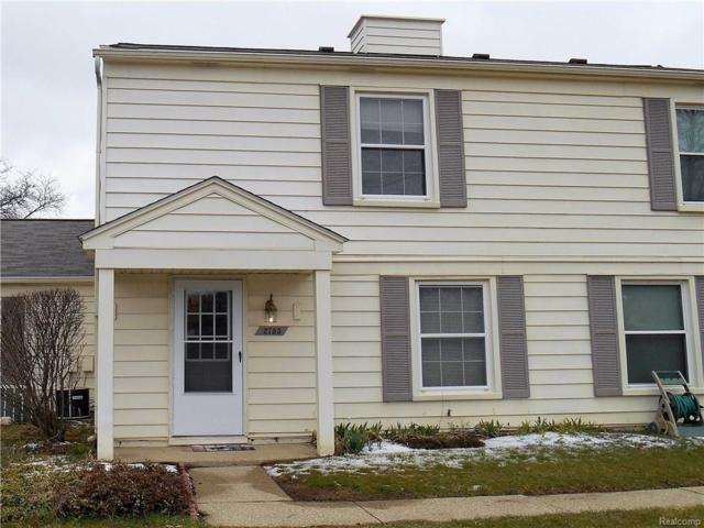 2753 Fox Hollow Court, Orion Twp, MI 48360 (#218031538) :: RE/MAX Classic
