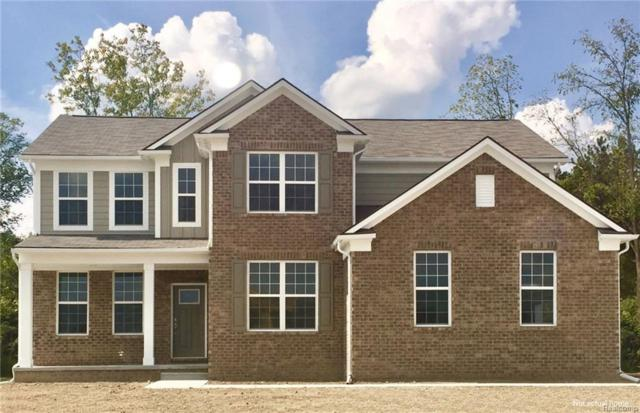 2378 Findley Circle, Orion Twp, MI 48360 (#218031639) :: Duneske Real Estate Advisors