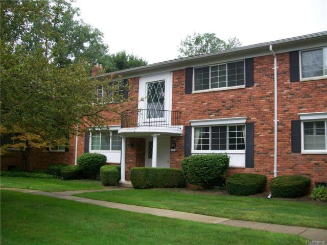 1783 Huntingwood Lane, Bloomfield Hills, MI 48304 (#218031689) :: Duneske Real Estate Advisors
