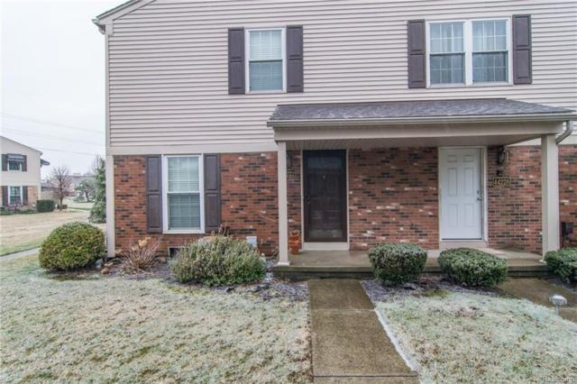 44222 Providence Drive, Clinton Twp, MI 48038 (MLS #218031716) :: The Toth Team
