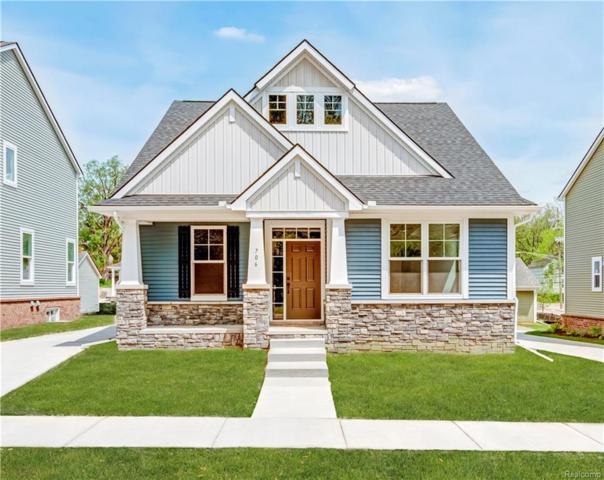 737 N Hickory Street, Milford Vlg, MI 48381 (#218031862) :: Duneske Real Estate Advisors