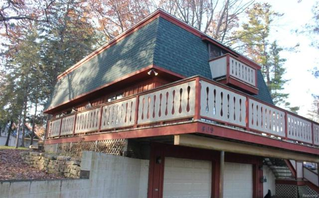 409 Peninsula, Deerfield Twp, MI 48421 (#50100001603) :: Duneske Real Estate Advisors