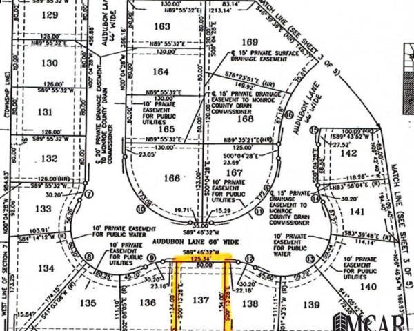 7582 Audubon Ln, Newport, MI 48166 (#57003452127) :: Duneske Real Estate Advisors