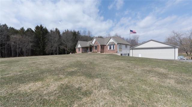 259 N Hughes, Howell, MI 48843 (#218032072) :: Duneske Real Estate Advisors