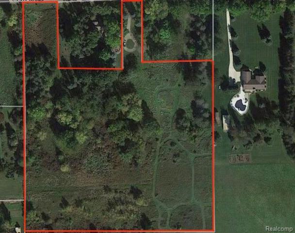0000 Bowen, Howell Twp, MI 48855 (#218032086) :: Duneske Real Estate Advisors