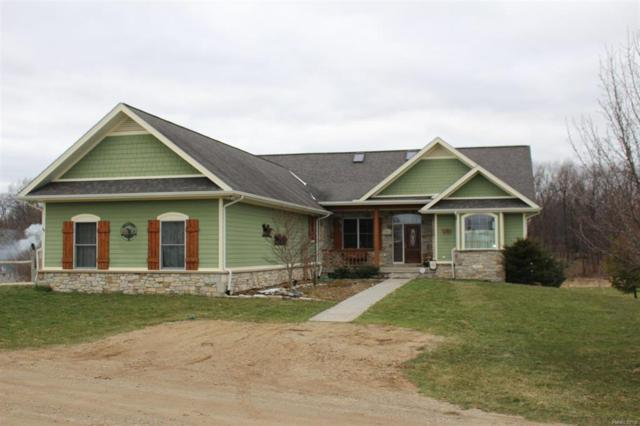 1486 Barber Road, Grass Lake Twp, MI 49240 (#543255910) :: Duneske Real Estate Advisors