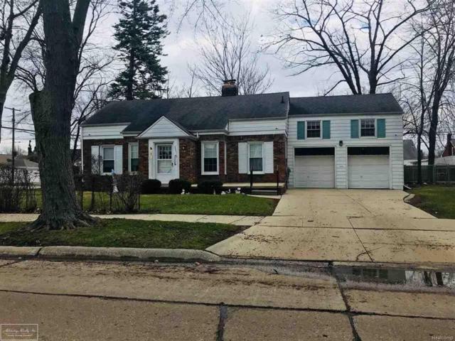 20512 Elkhart, Harper Woods, MI 48225 (#58031344988) :: Duneske Real Estate Advisors