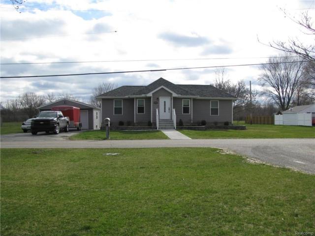 4993 Easy Street, Frenchtown Twp, MI 48166 (#218032289) :: Duneske Real Estate Advisors