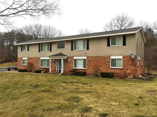 72 Village Court 1,2,3,4, Ortonville Vlg, MI 48462 (#218032324) :: Duneske Real Estate Advisors