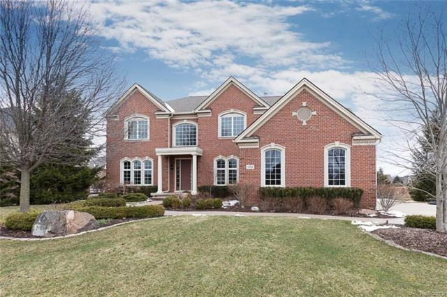 3783 Red Maple Court, Oakland Twp, MI 48363 (#218032326) :: Duneske Real Estate Advisors
