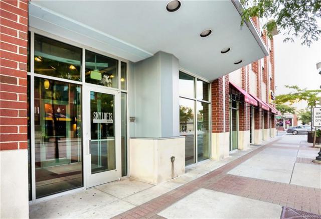 100 W 5TH Street #713, Royal Oak, MI 48067 (MLS #218032425) :: The Toth Team