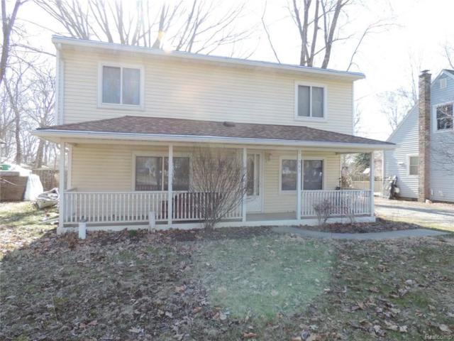 11545 N Main Street, Green Oak Twp, MI 48189 (MLS #218032445) :: The Toth Team