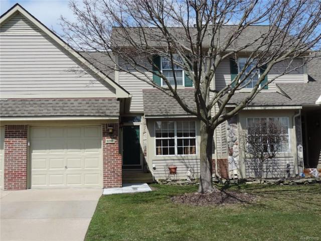 41901 Cantebury Drive #120, Novi, MI 48377 (MLS #218032452) :: The Toth Team