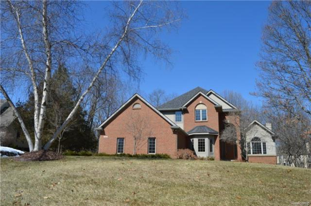 7723 Hunters Pointe, Hamburg Twp, MI 48116 (#218032505) :: Duneske Real Estate Advisors