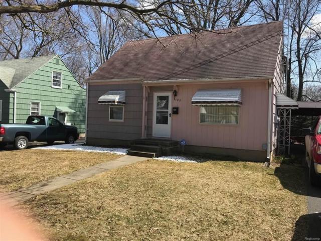 4102 Lawndale, Flint, MI 48504 (#50100001642) :: Duneske Real Estate Advisors