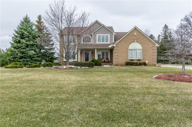 274 Carnoustie, Highland Twp, MI 48357 (MLS #218032610) :: The Toth Team