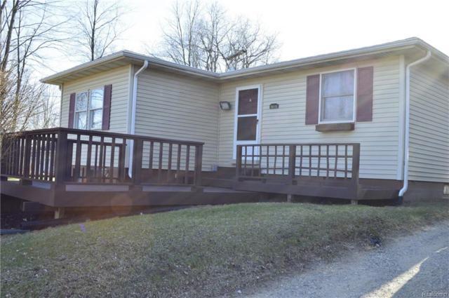 1815 Gulley Road, Oceola Twp, MI 48843 (#218032629) :: Duneske Real Estate Advisors