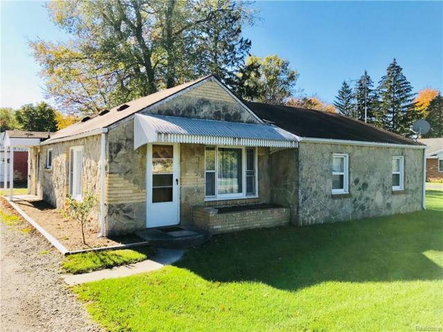 4051 Clegg Road, Bedford Twp, MI 48144 (#218032630) :: Duneske Real Estate Advisors