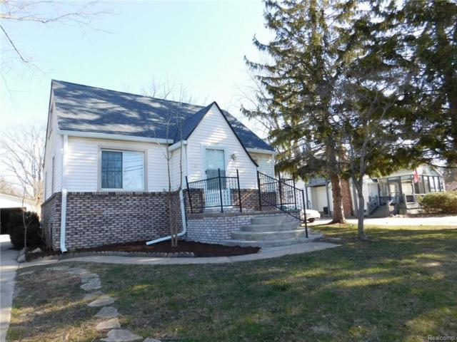 8511 24 MILE Road, Shelby Twp, MI 48316 (MLS #218032710) :: The Toth Team
