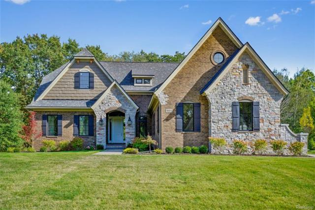 3521 Pointe Shore Drive, Brighton Twp, MI 48114 (#218032729) :: The Mulvihill Group