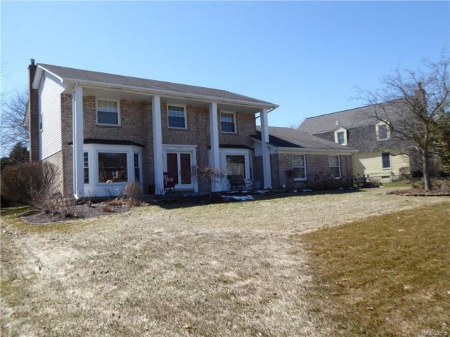 12369 Glenview Drive, Plymouth Twp, MI 48170 (MLS #218032796) :: The Toth Team