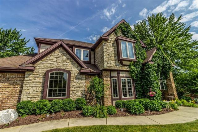 8278 Pine Hollow, Grand Blanc Twp, MI 48439 (MLS #50100001644) :: The Toth Team