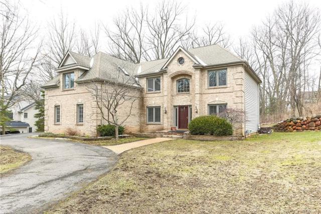 9892 Creekwood Trail, Springfield Twp, MI 48350 (#218032832) :: Duneske Real Estate Advisors