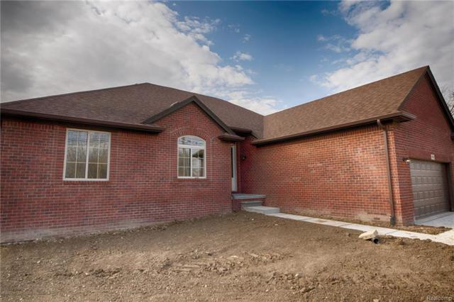 19960 Cass Ave, Clinton Twp, MI 48038 (MLS #218032862) :: The Toth Team