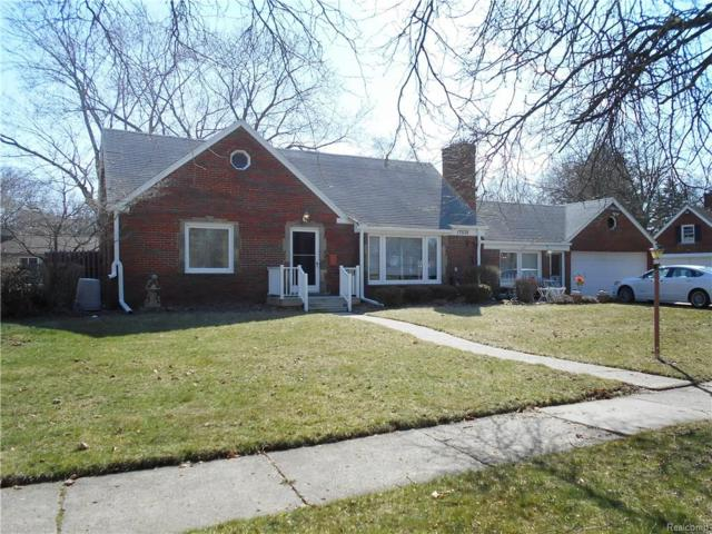 17535 Coral Gables Avenue, Lathrup Vlg, MI 48076 (#218032882) :: Metro Detroit Realty Team | eXp Realty LLC