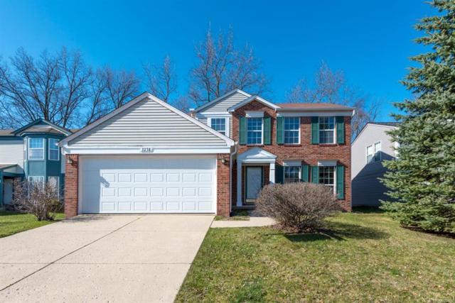 3238 Roon The Ben, Ann Arbor, MI 48108 (#543255952) :: Duneske Real Estate Advisors