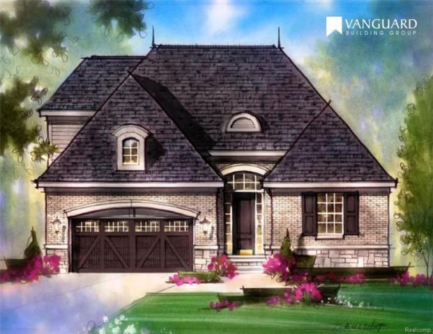 52093 Enclave Circle, Shelby Twp, MI 48315 (#218032909) :: Duneske Real Estate Advisors