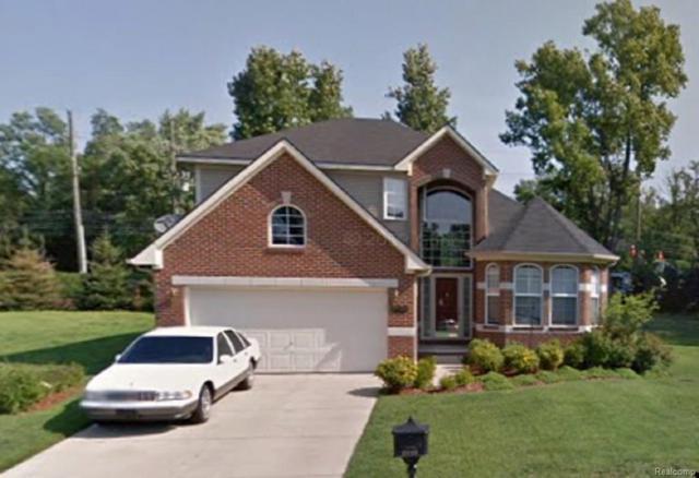 24726 Pembrooke Drive, Southfield, MI 48033 (#218032928) :: RE/MAX Vision