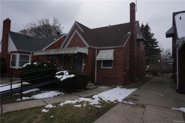 7436 E Brentwood Street, Detroit, MI 48234 (#218032952) :: RE/MAX Classic