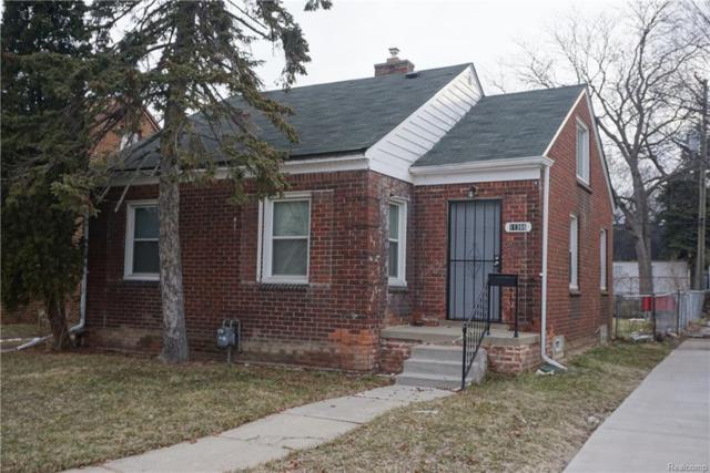 11366 Terry Street, Detroit, MI 48227 (MLS #218032980) :: The Toth Team